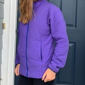 Patagonia Purple Nano Air Jacket siz Medium 💜